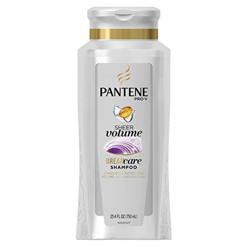 Pantene Pro-V Sheer Volume Silicone Free Shampoo - 25.4 oz ()