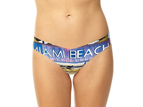 commando Photo-OP Thong, M/L, Miami - Beach Miami Women