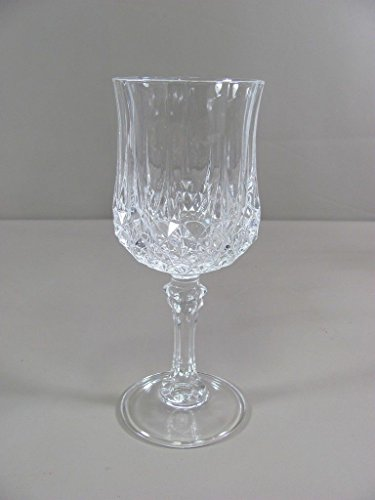 Cris Darques Crystal - Cris D'Arques/Durand LONGCHAMP Water Goblet Crystal