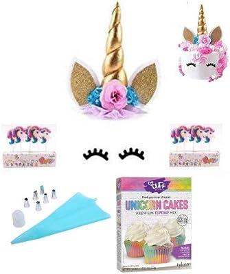 Amazon.com: Charming Cheshire Unicornio Decoración para ...