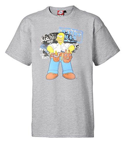 """The Simpsons Herren T-Shirt """"Handy Man"""""""