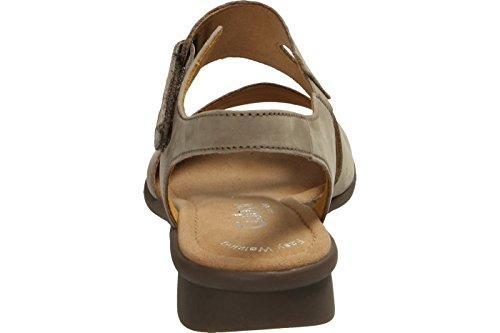 Gabor Womens Shoes 66.063.33 Sandali Da Donna, Sandali, Vison A Figura Intera
