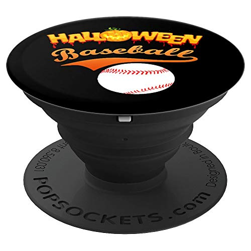 Softball Player Halloween Costume Ideas (Funny Halloween Baseball player softball player gift idea PopSockets Grip and Stand for Phones and)