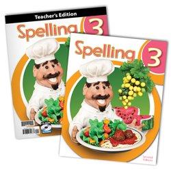Spelling 3 Subject Kit