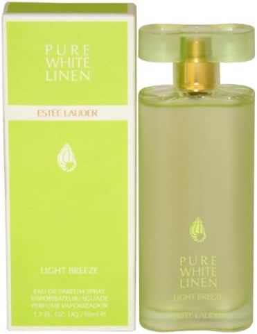 Pure White Linen Light Breeze by Estee Lauder, 1.7 Ounce