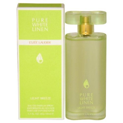 Pure White Linen Light Breeze by Estee Lauder, 1.7 Ounce