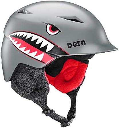 BERN, Kids Camino Snow Helmet