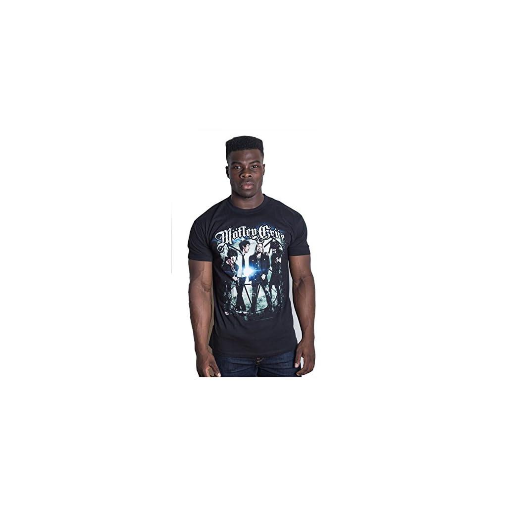 Motley Crue Group Photo Tommy Lee Camiseta