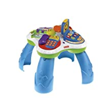 Fisher-Price Laugh & Learn Learning Table, French