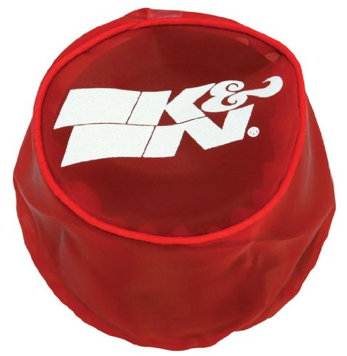K/&N 22-2042PR Red Drycharger Filter Wrap For Your K/&N 59-2042R Filter K/&N Engineering
