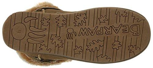 Pelo Di Orso Tigris Boot Hickory Multi Pelliccia