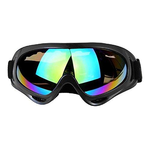 Snowboard Goggles, NiceEshop (TM) 100% UV Protection Ski Goggles Anti-fog Snow Goggles for Men Women - Men For Branded Goggles
