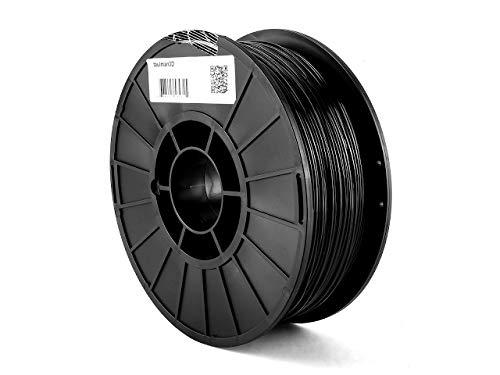 1kg Black Taulman Alloy 910 3D Printing Filament 1.75mm