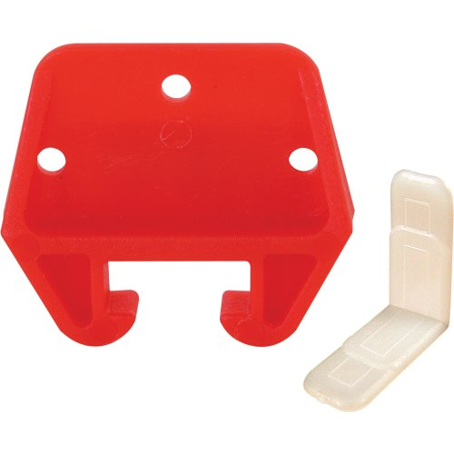 Prime-Line Products R 7082 Drawer Track Guide and Glides,(Pack of 2)