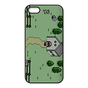 iPhone 5 5s Cell Phone Case Black Earthbound Beginnings SUX_067535