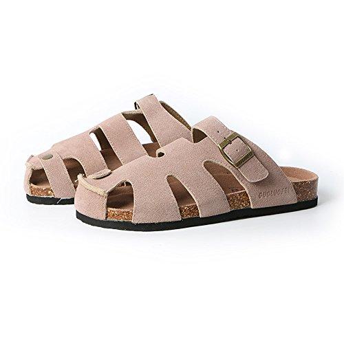 femenino Colores Mujeres Zapatos Verano Del 2 Amantes Masculino Haizhen Planas De Para Zapatillas Mujer Con 6 Los Manera Frescas La Pares TqPHPw