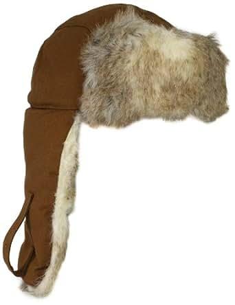 Carhartt Men's Peninsula Trapper Hat,Carhartt Brown (Closeout),Medium/Large