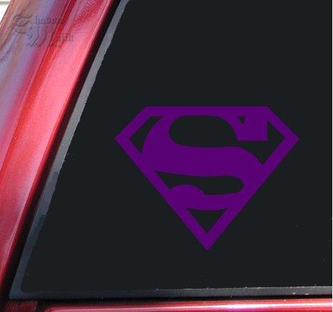 Superman Vinyl Decal Sticker (4