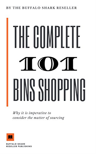 The Complete 101 Bins Shopping (Goodwill - Outlets La Shopping