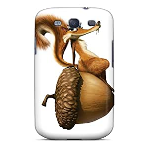 New Arrival Cover Case With Nice Design For Galaxy S3- Ice Age