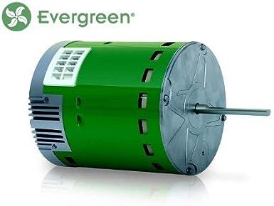 41gztKJIo0L._SX385_ ge \u2022 genteq evergreen 1 3 hp 230 volt replacement x 13 furnace GE Motor Model 5KCP39MG at panicattacktreatment.co