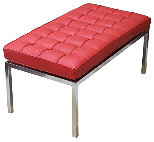 Knoll Upholstered Bench - 6