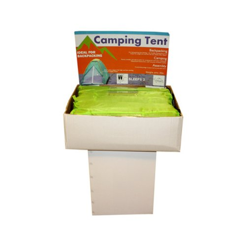 Bulk Buys Camping Backpacking Tent Case Of 10