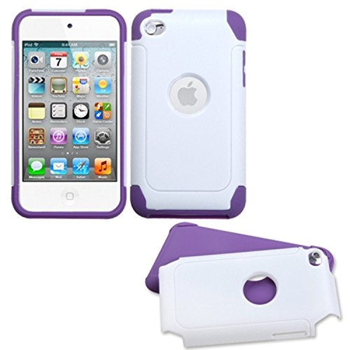 MyBat Frosted Fusion Protector Cover for iPod touch Gener...