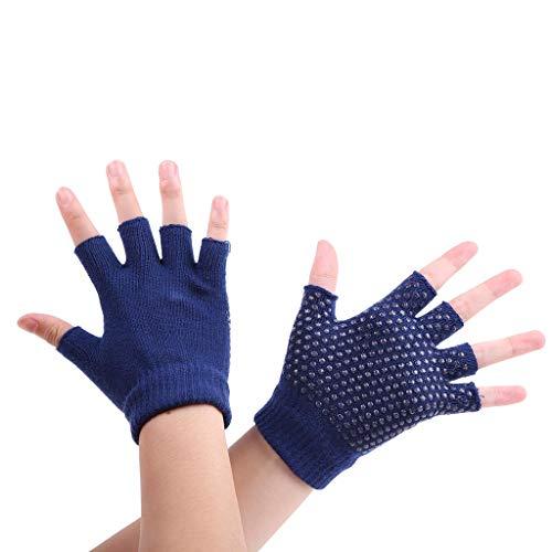 Unisex Multifunction Gloves Yoga Fitness Gym Training Sports Non-Slip Bicycle residentD