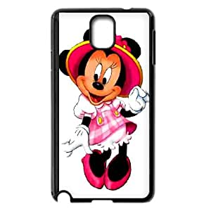 Disney Mickey Mouse Minnie Mouse Samsung Galaxy Note 3 Cell Phone Case Black gife pp001_9302813
