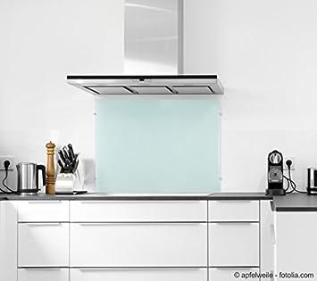 6mm ESG Glas Küchenrückwand Spritzschutz Herd Fliesenspiegel ...