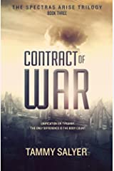 Contract of War: Spectras Arise Trilogy, Book 3 Paperback