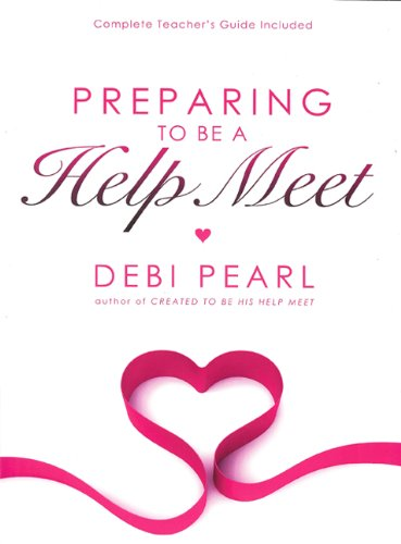 Preparing To Be a Help Meet - Pearl Mall In Outlet