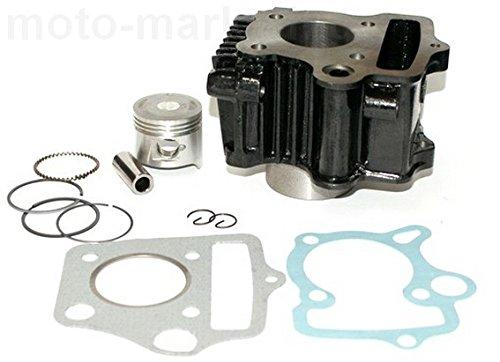 Unbranded 50 CC Cilindro Gruppo Termico PISTONE Set Kit per KYMCO K-Pipe KPIPE 4-Tempi AC Nonapplicabile419E4E52-84AA-46DA-B80D