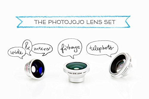 Photojojo Cell Lenses for Apple iPhones and Android Phones,p