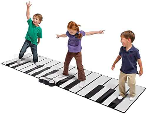 Hammacher Schlemmer The 8' World's Largest Toe Tap Piano