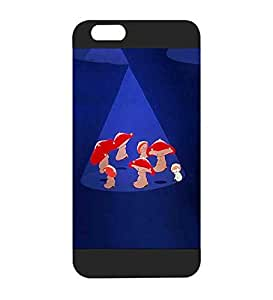 Customized Design Fantasia Funda Case Extra Thin Plastic Funda Case Cover For Iphone 6 / 6s (4.7 inch)