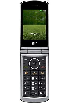 Celular LG G360 Preto - Dual Chip