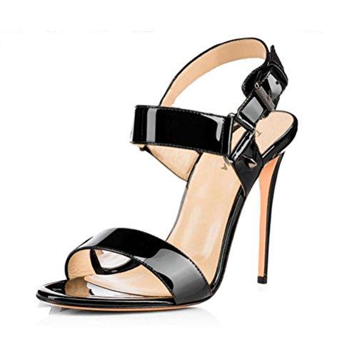 De Hauts Sandales Talons Chaussures Mode Xdgg À Stiletto Femmes x7Xgnwq0R