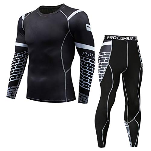 Training Suit For Men, Mens Sports Tee and Sweatpants for sale  Delivered anywhere in USA