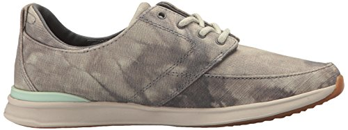 buy cheap manchester great sale sale store Reef Women's Rover Low TX Fashion Sneaker Grey/Silver genuine cheap online release dates online SkpG7qx4