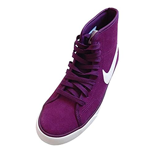 lovely Nike Women's Primo Court Mid Suede Fashion Sneakers