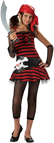 California Costumes Teens Pirate Cutie Costume,
