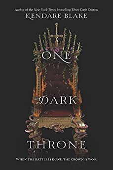 Image result for one dark throne