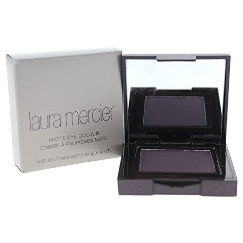 Laura Mercier Matte Eye Colour, Black Plum, 0.09 Ounce