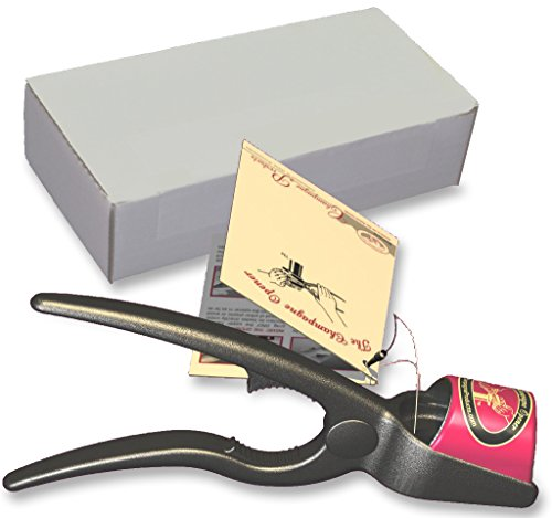 (The Champagne Opener - Black in Gift)