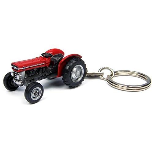 Universal Hobbies - Porte clefs tracteur M.F. 135