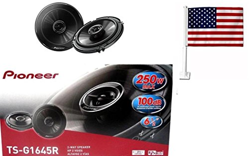 "6.5"" G-Series 250-Watt 2-Way Speakers"