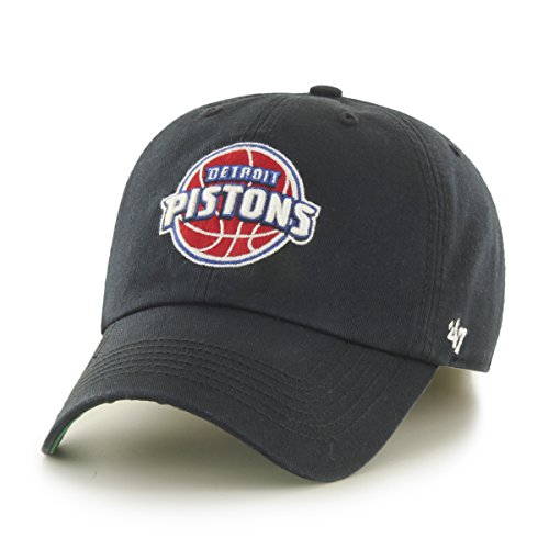 Best price ' NBA Detroit Pistons Franchise Fitted Hat, Small, Black