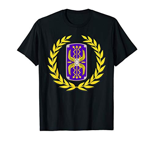 Roman Imperial Royal Praetorian Guard Shield T-shirt